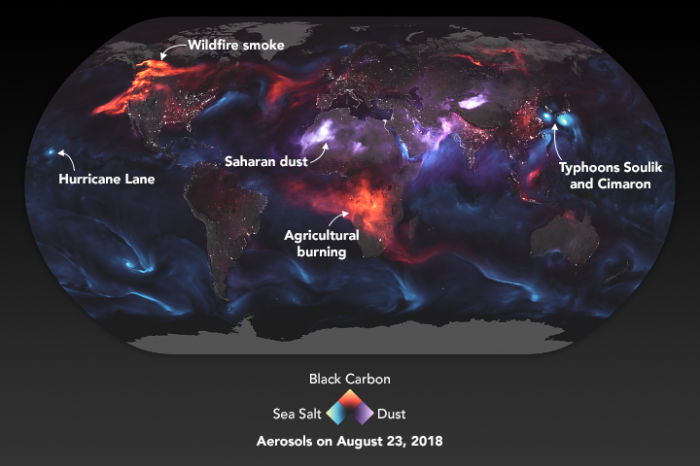 new-world-map-by-nasa-shows-aerosol-components-in-the-atmospehere